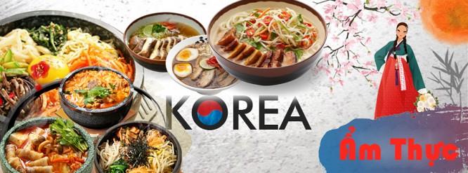 Ẩm Thực và Đặc Sản Hàn Quốc