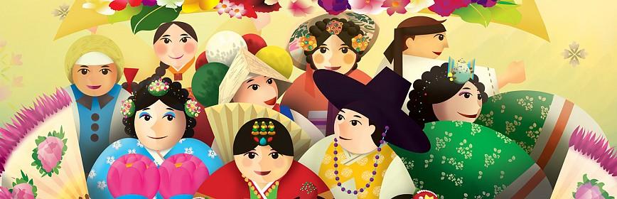 Lễ Hội Văn Hóa & Sự Kiện Hàn Quốc