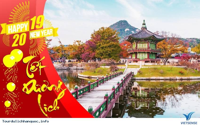 Khám Phá Trọn Vẹn Hàn Quốc Dịp Tết Dương Lịch