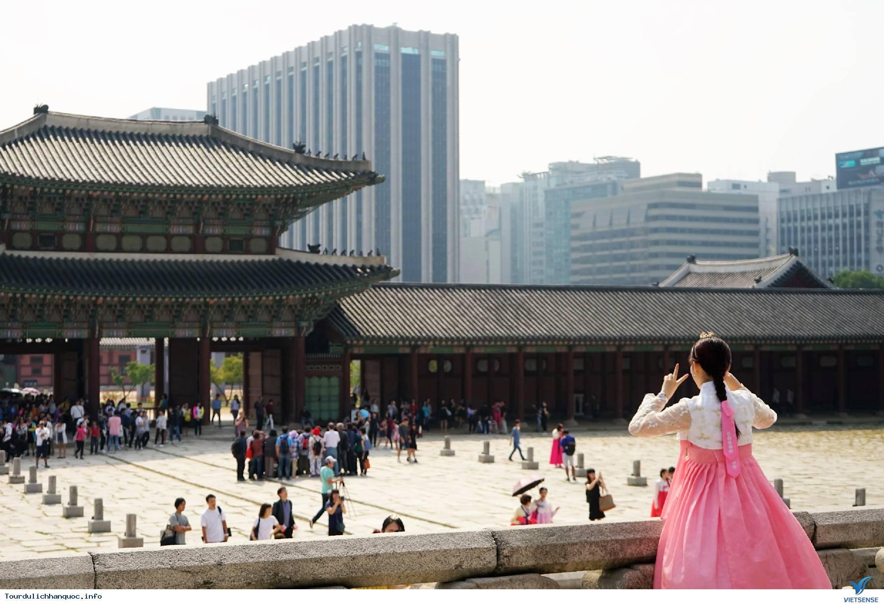 Tour Khám Phá Seoul - Lotte Word - Trượt Tuyết Dịp Tế Dương Lịch