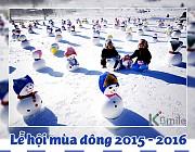 Chào  mừng Lễ hội mùa đông PyeongChang