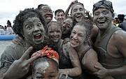 Độc đáo lễ hội bùn tại xứ sở kim chi Hàn Quốc