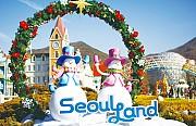 Tại sao bạn không đến 6 công viên dành cho du lịch gia đình gần Seoul