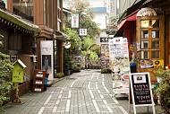 Dạo quanh một vòng khu phố cổ của Seoul Hàn Quốc.
