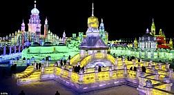 Lễ hội băng tuyết với tour du lịch Hàn Quốc năm 2016