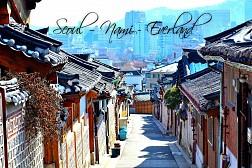 Khám Phá Xứ Sở Kim Chi Hành Trình Seoul – Nami - Everland