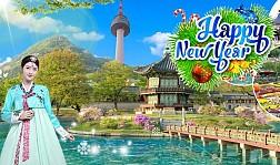 Tour Khám Phá Seoul - Lotte Word - Trượt Tuyết Dịp Tế Dương Lịch 2019