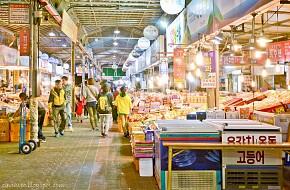 Khám Phá Những Khu Chợ Truyền Thống Hàn Quốc