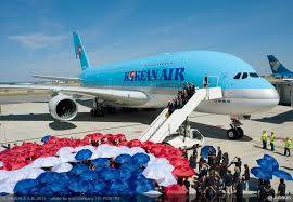Các hãng hàng không đi Hàn Quốc