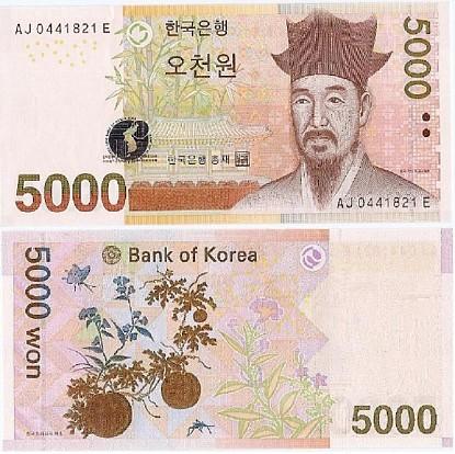 Câu Chuyện Đằng Sau Những Đồng Tiền Xứ Kim Chi