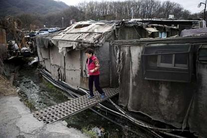 Cuộc sống ở hàn quốc không dễ dàng như phim Hàn Quốc