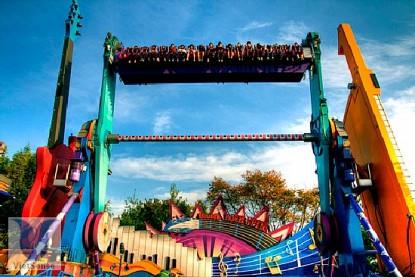 Everland - Công viên giải trí lớn nhất Hàn Quốc