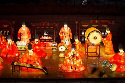 Khám Phá Mùa Thu Hàn Quốc Với Lễ Hội Đèn Lồng Seoul 2018