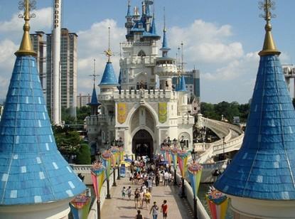Lotte World Ở Hàn Quốc