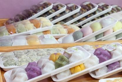 Nét đặc sắc trong món tráng miệng của người Hàn Quốc