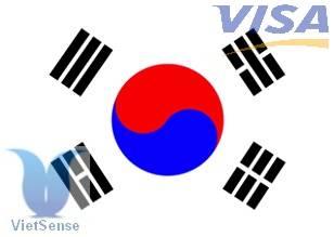 Thử tục Visa Du Lịch Hàn Quốc