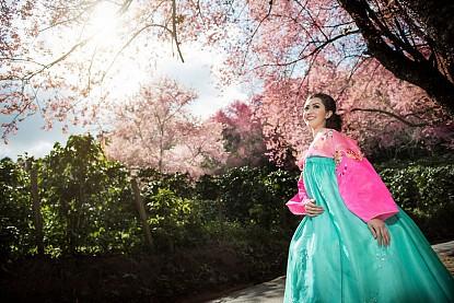 Tìm hiểu trang phục Hanbok của người Hàn Quốc