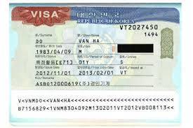 Visa Thương Mại Ngắn Hạn tại Hàn Quốc