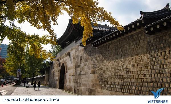 Gyeongbokgung – Khám phá cung điện lớn nhất Seoul - Ảnh 1