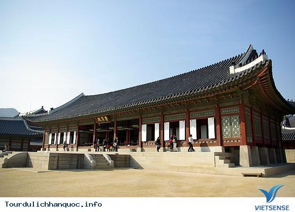 Gyeongbokgung – Khám phá cung điện lớn nhất Seoul - Ảnh 2
