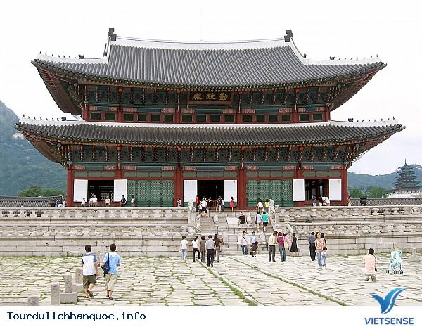 Gyeongbokgung – Khám phá cung điện lớn nhất Seoul - Ảnh 3