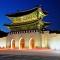 Quảng Trường Gwanghwamun rộng lớn và nổi tiếng của Hàn Quốc