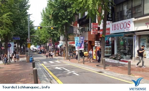 Khám Phá Điểm Ăn Chơi Tại 4 Làng Đại Học Ở Seoul - Ảnh 3