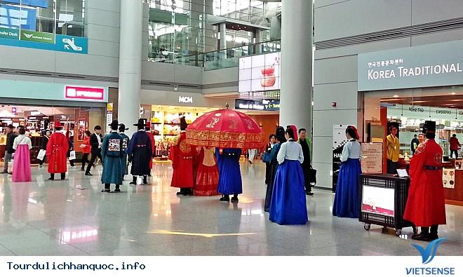 Sân Bay Incheon Và Những Điều Thú Vị - Ảnh 6