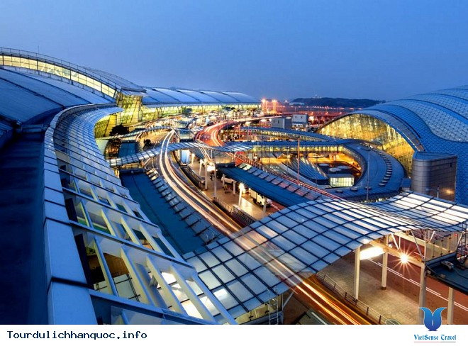 Sân Bay Incheon Và Những Điều Thú Vị - Ảnh 1