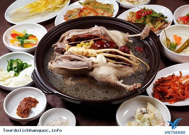 Tới Hàn Quốc Mùa Hè Thưởng Thức Món Gà Hầm Sâm - Ảnh 4