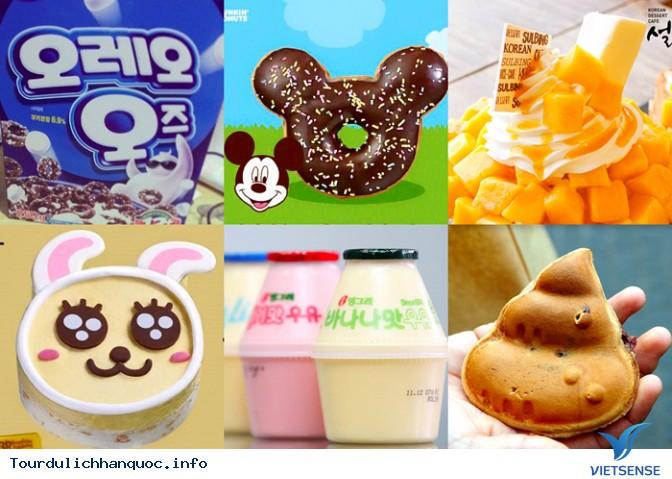 10 món tráng miệng ngon mà chỉ tồn tại ở Hàn Quốc - Ảnh 1