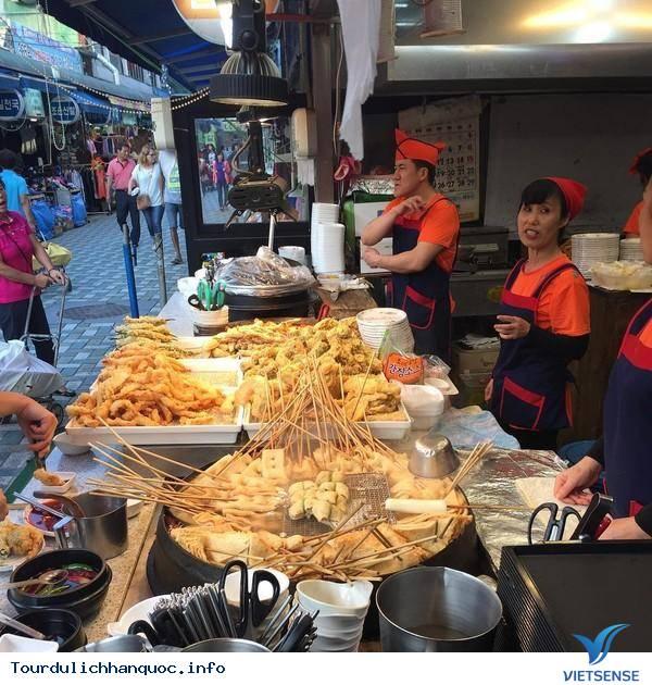 20 món ăn đường phố hàn quốc - Ảnh 5