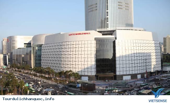 Các trung tâm mua sắm nổi tiếng ở  Hàn Quốc - Ảnh 2