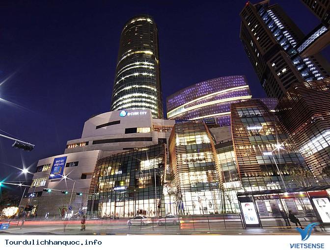 Các trung tâm mua sắm nổi tiếng ở  Hàn Quốc - Ảnh 5