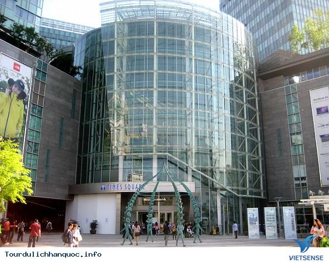 Các trung tâm mua sắm nổi tiếng ở  Hàn Quốc - Ảnh 4