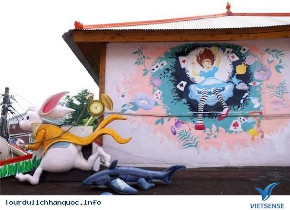 Cùng khám phá ngôi làng trẻ thơ khi tới Hàn Quốc - Ảnh 3