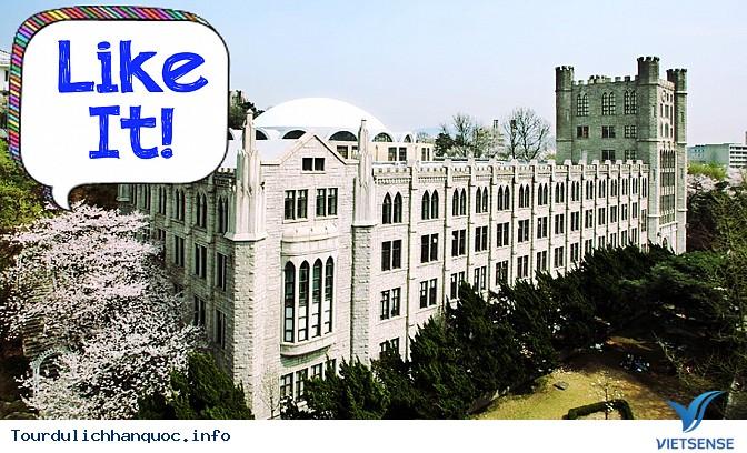 University Life in Korea1 Cuộc sống du học sinh tại Hàn Quốc