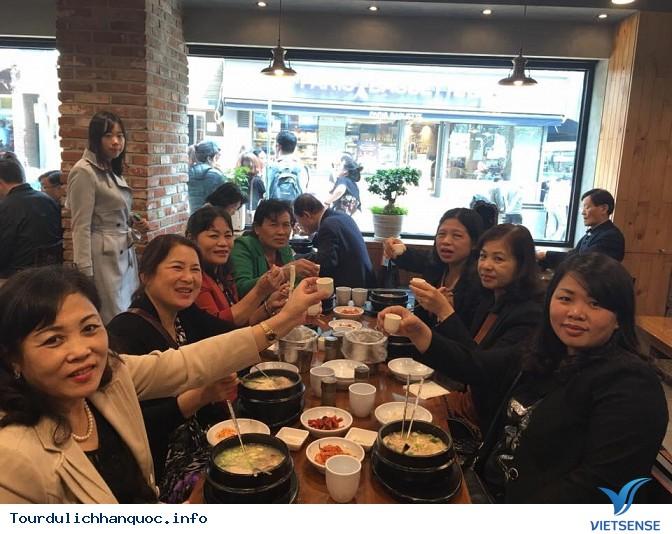 Đoàn khách đi tour du lịch Hàn Quốc: SEOUL - NAMI - EVERLAND 05/04-09/04/2016 - Ảnh 6