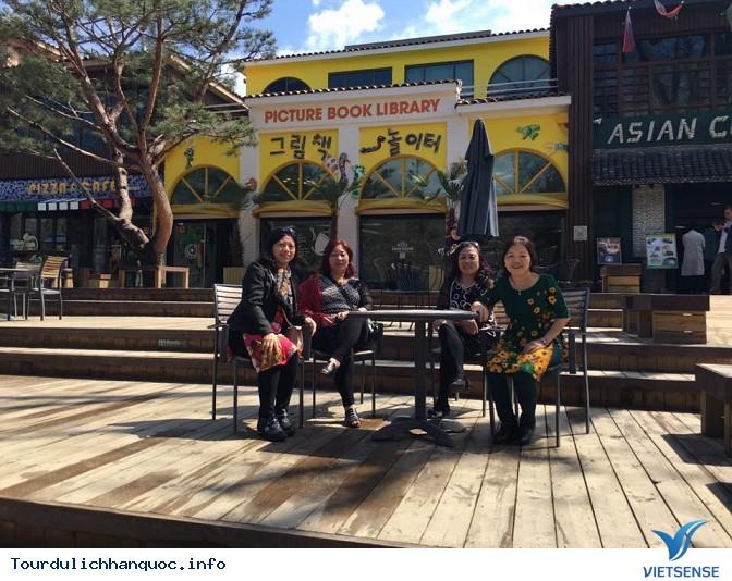 Đoàn khách đi tour du lịch Hàn Quốc: SEOUL - NAMI - EVERLAND 05/04-09/04/2016 - Ảnh 19