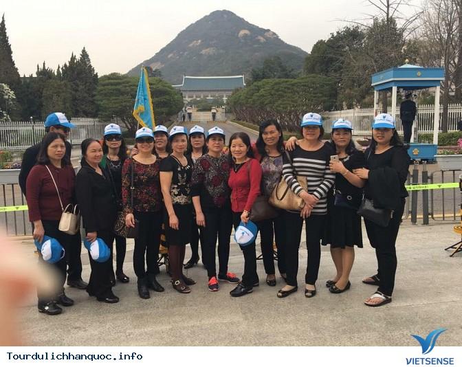 Đoàn khách đi tour du lịch Hàn Quốc: SEOUL - NAMI - EVERLAND 05/04-09/04/2016 - Ảnh 17