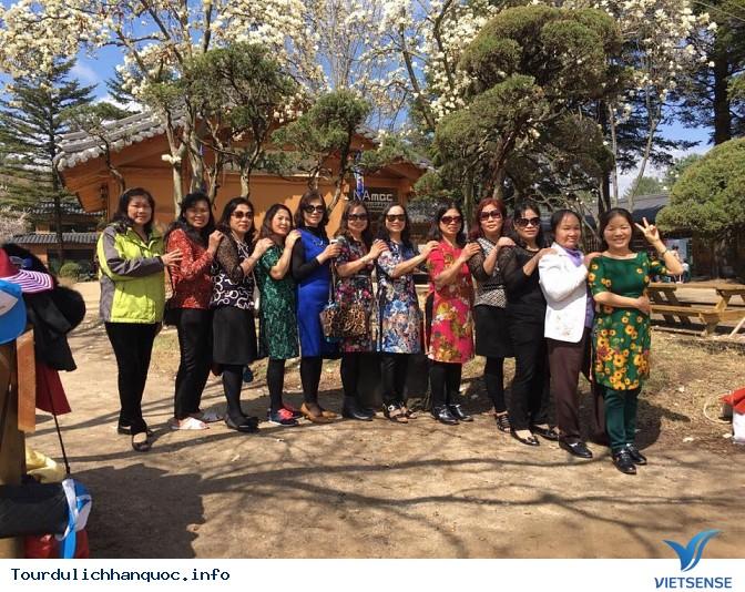Đoàn khách đi tour du lịch Hàn Quốc: SEOUL - NAMI - EVERLAND 05/04-09/04/2016 - Ảnh 1