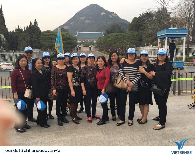 Đoàn khách đi tour du lịch Hàn Quốc: SEOUL - NAMI - EVERLAND 05/04-09/04/2016 - Ảnh 22