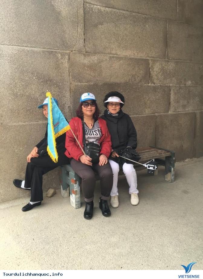 Đoàn khách đi tour du lịch Hàn Quốc: SEOUL - NAMI - EVERLAND 05/04-09/04/2016 - Ảnh 2