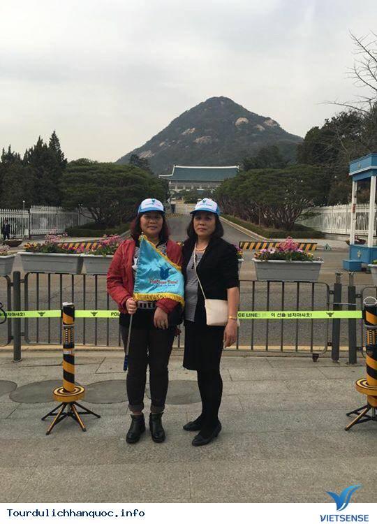 Đoàn khách đi tour du lịch Hàn Quốc: SEOUL - NAMI - EVERLAND 05/04-09/04/2016 - Ảnh 20