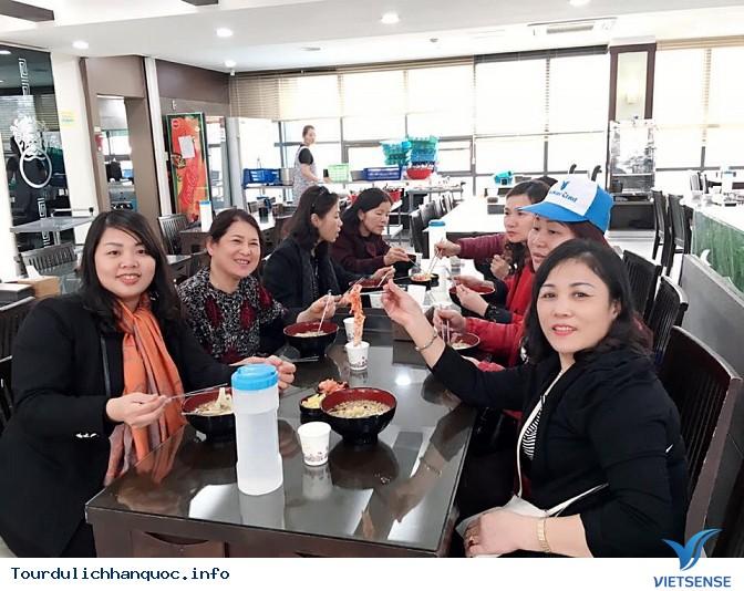 Đoàn khách đi tour du lịch Hàn Quốc: SEOUL - NAMI - EVERLAND 05/04-09/04/2016 - Ảnh 16