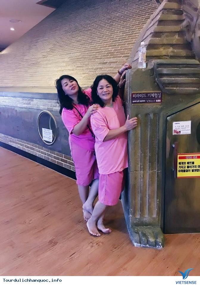 Đoàn khách đi tour du lịch Hàn Quốc: SEOUL - NAMI - EVERLAND 05/04-09/04/2016 - Ảnh 13