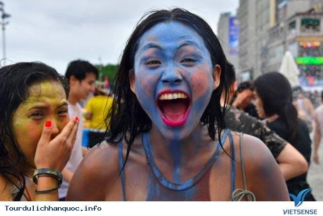 Độc đáo lễ hội bùn tại xứ sở kim chi Hàn Quốc - Ảnh 3
