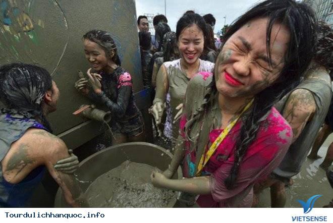 Độc đáo lễ hội bùn tại xứ sở kim chi Hàn Quốc - Ảnh 9