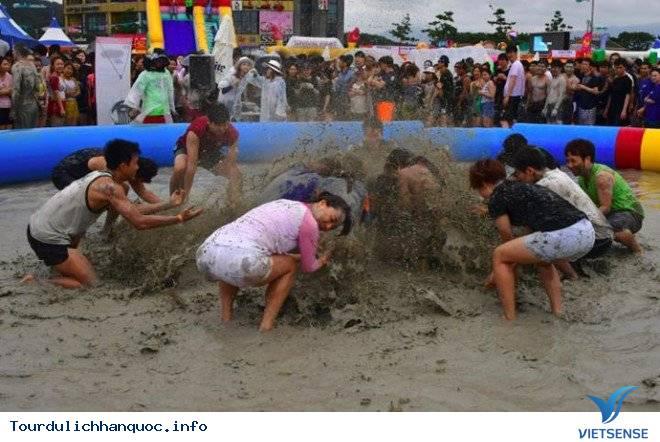 Độc đáo lễ hội bùn tại xứ sở kim chi Hàn Quốc - Ảnh 4