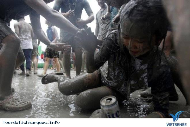 Độc đáo lễ hội bùn tại xứ sở kim chi Hàn Quốc - Ảnh 7